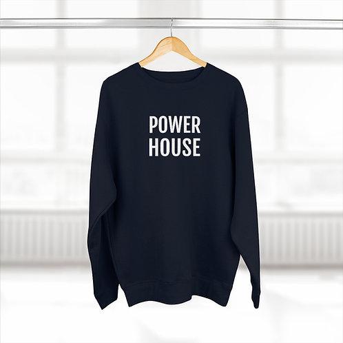 Hauer Power Unisex Sweatshirt