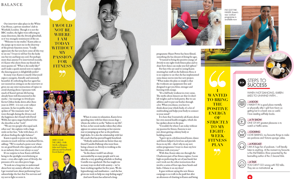 Fit & Well April 2020  Page 3-4