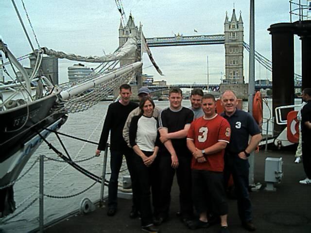 Navigator team development training