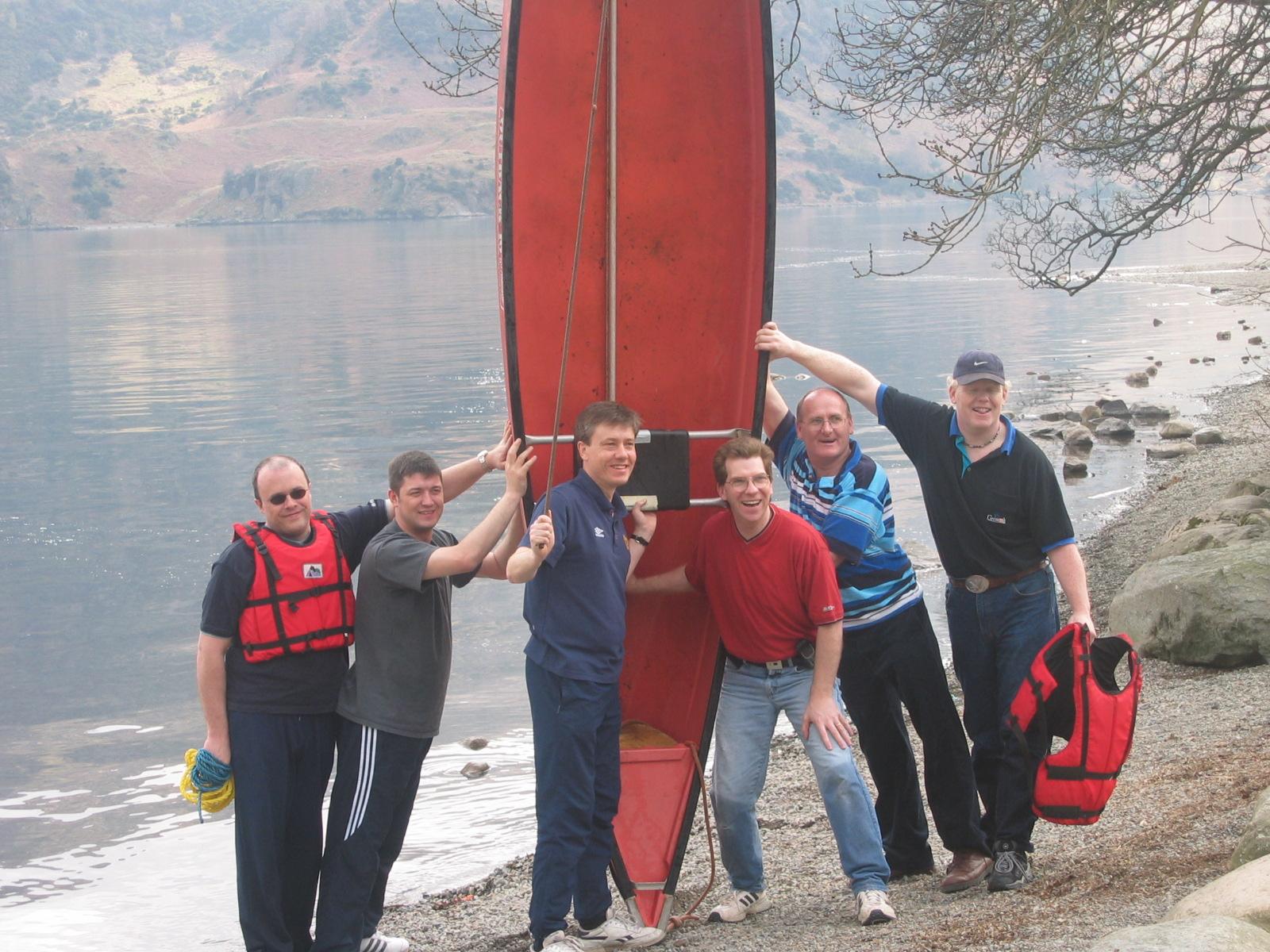 Outdoor adventure training Devon