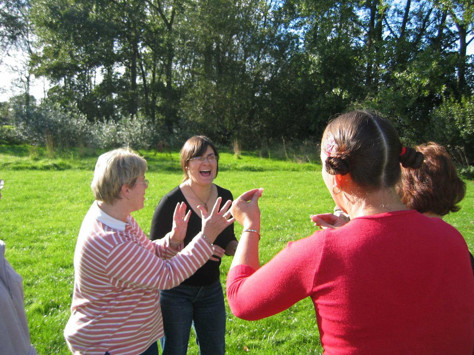 Team fun and enjoyment Devon