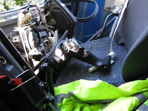 Collision Investigation Training UK, Fleet accident reduction training, improving loss claims ratio training