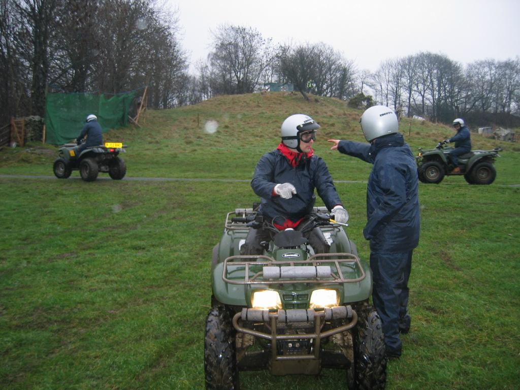 Outdoor adventure training Devon and