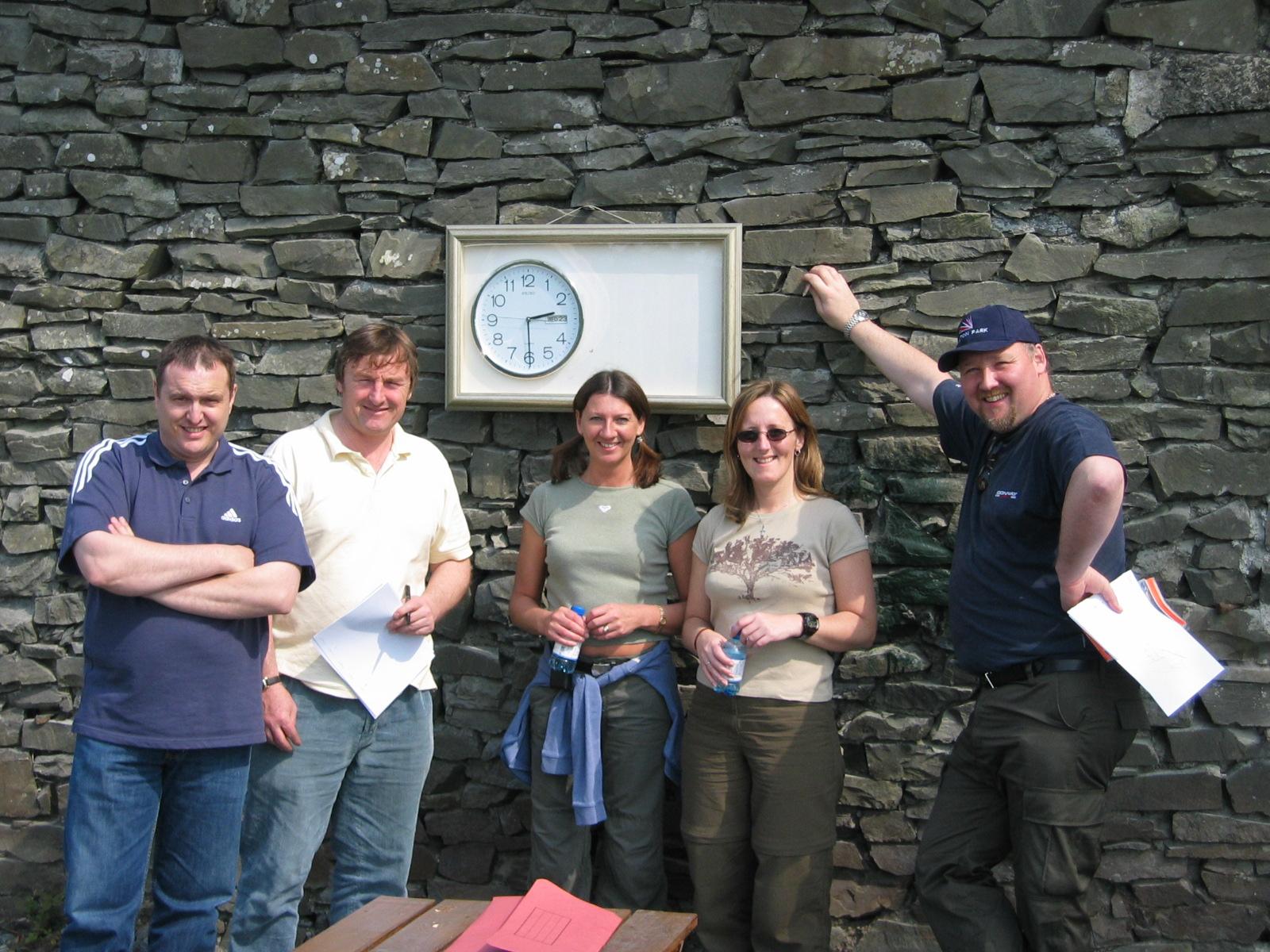 developing teamwork skills in Devon