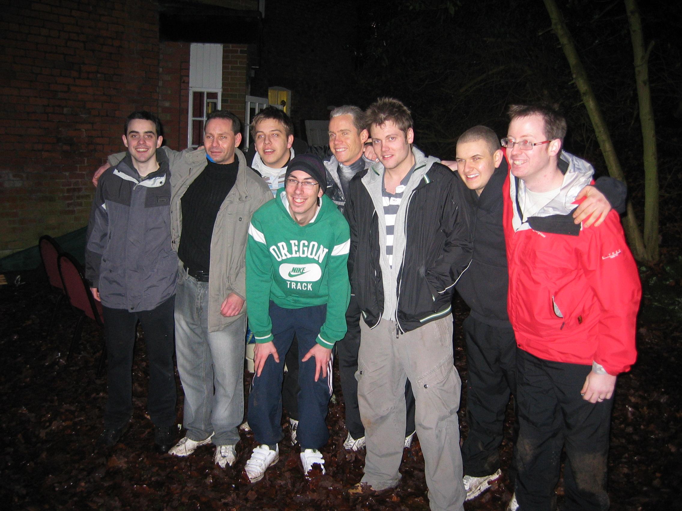 Great teamwork Devon