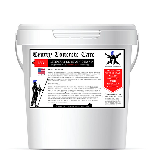 Centry (ISG) Integrated Stain Guard