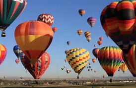 ABQ International Balloon Fiesta