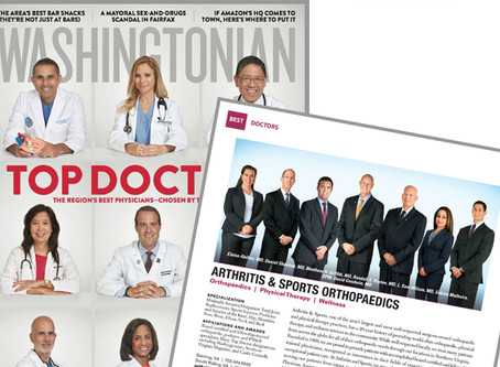"Dr. Peyton Named ""Top Doctor"" (again!)"