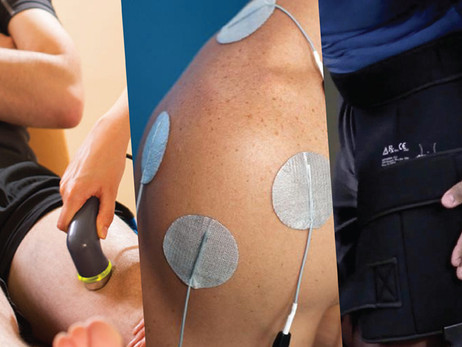 PT Modalities: Helping You Recover Faster