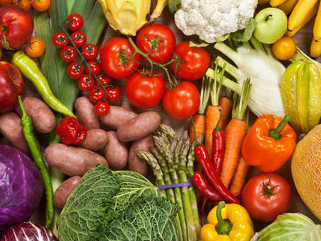 Spring Into Nutrition