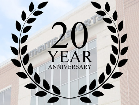 Arthritis & Sports Turns 20!