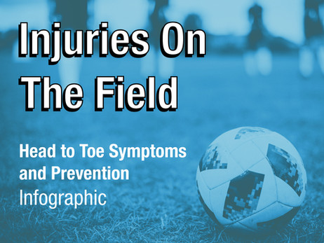 Doc Talk: Head to Toe Symptoms and Prevention (Infographic)