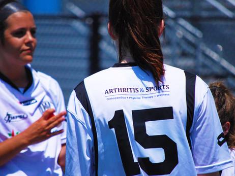 "Arthritis & Sports helps kick off ""Injury Prevention Week"""
