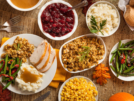 Have A Tasty (And Healthy) Thanksgiving