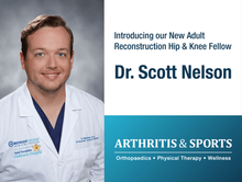 Welcome Our Newest Orthopaedic Fellow!
