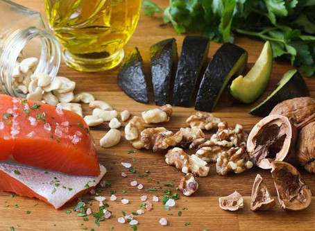 Amazing Omegas: Vital Fats for Your Health and Wellness