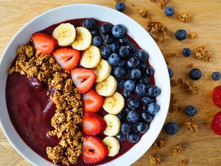 Acai Bowls - Healthy Meal or Calorie Bomb?
