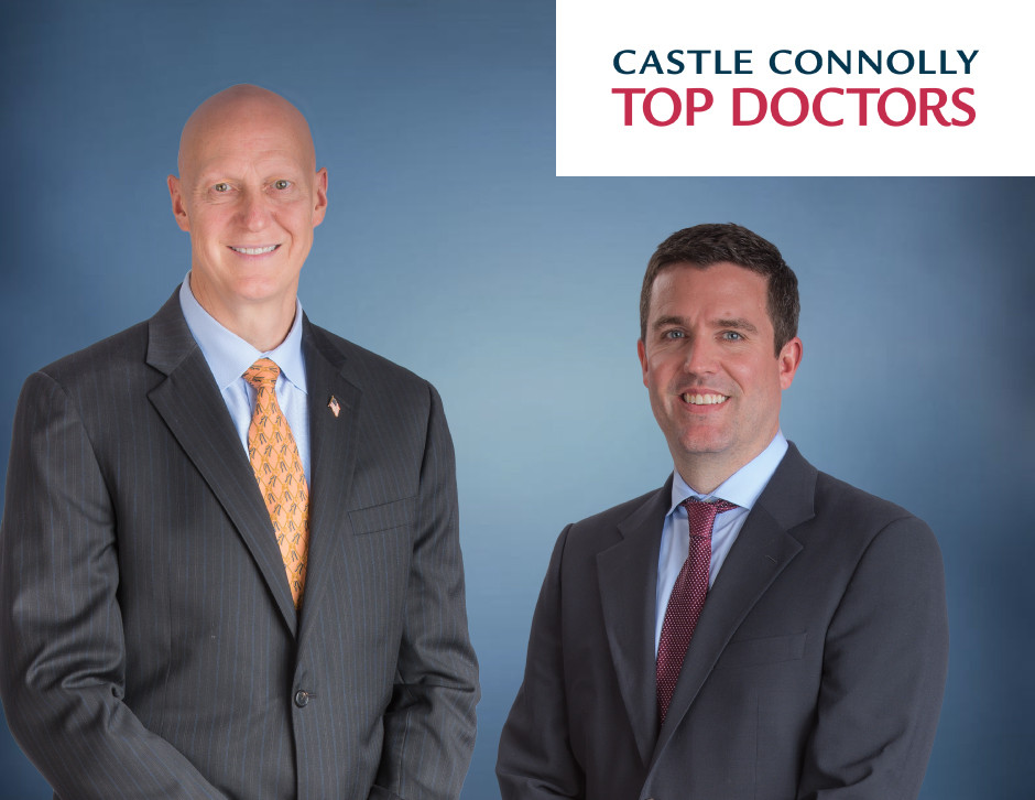 castle connolly top doctors, top orthopedic doctors in sterling va, dr randall peyton, dr matthew griffith, top orthopedic specialists in sterling va
