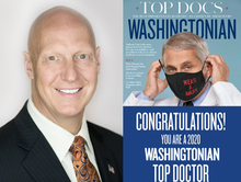 Dr. Peyton Named Top Doc By Washingtonian Magazine