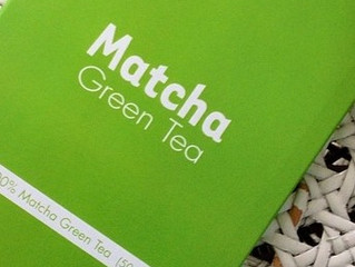 Matcha: my cup of tea
