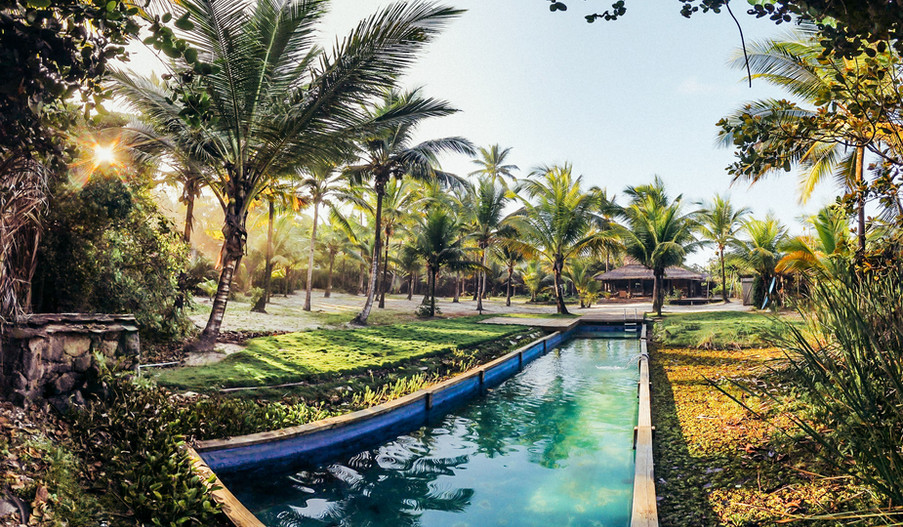 Swimming Pool Canto Leela