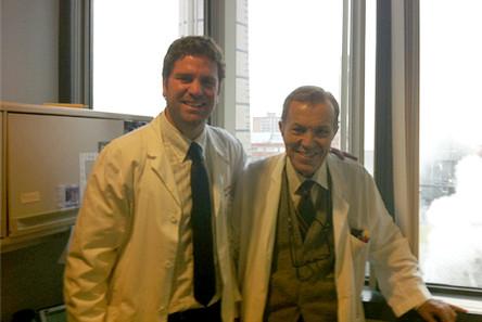Dr. Schnapp y Dr. Atasoy