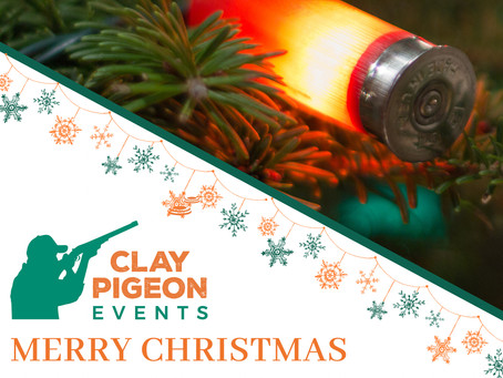 Merry Christmas from Clay Pigeon Events