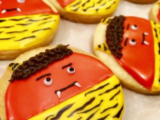 「だるま」オーダークッキー
