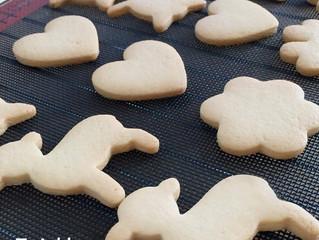 大好評!クッキーの焼き方レッスン