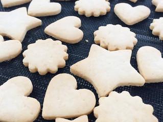 米粉クッキーの作り方レッスン