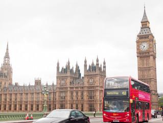 本日からロンドン研修に行ってきます