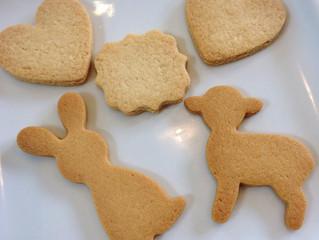 クッキーの作り方講座