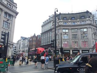 ロンドン研修④ショッピングツアー