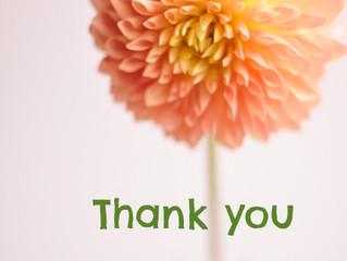 感謝の連鎖