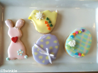 3/21Happy Easterレッスンレポ