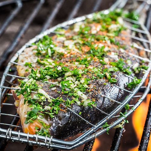 Whole Grilled Tilapia