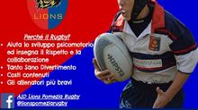 Vieni a provare il Rugby!