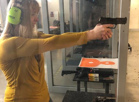 Highlighting District 35: Smoking Gun Shooting Range