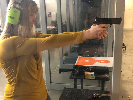 Highlighting District 35: Smoking Gun Shooting Range