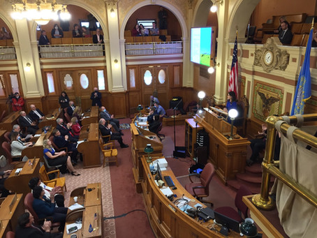 The Governor's Budget Address
