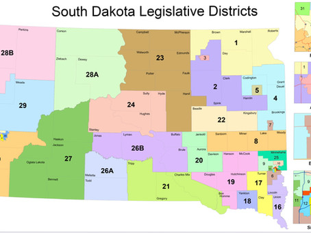 What's Your District?