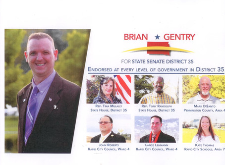Group of radical RINO's abandon party and line up against GOP candidate in D35