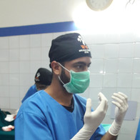 Dr. Yossef Nagui during his training in India .jpg