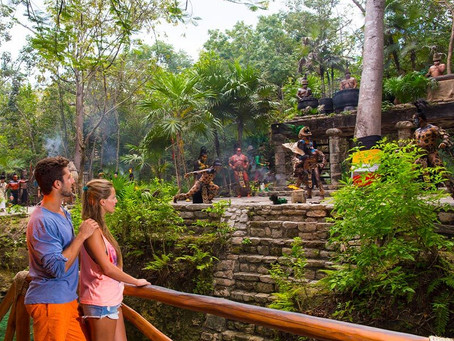 Xcaret by Mexico - Something for Everyone!