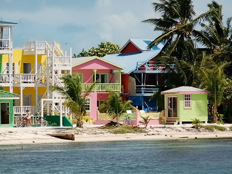 Our Trip to Caye Caulker, Belize
