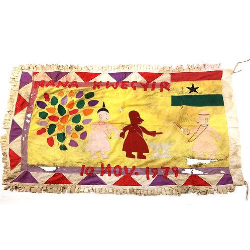 1979 Flag by Nana Kwegyir