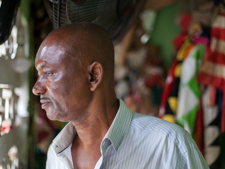 FILM: The master flag-maker preserving the Ghanaian Fante culture's rich past
