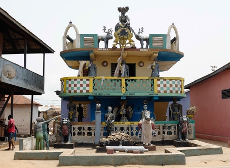 Kyirem No. 2 Asafo Company: Mankessim