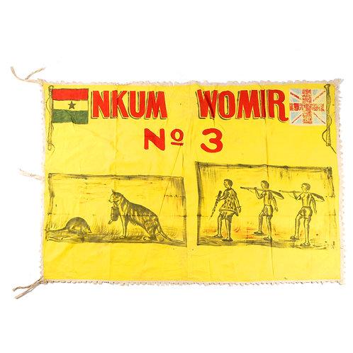 No 3 - Nkum Womir