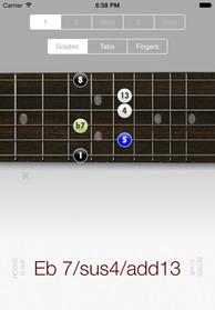 ChordsMAp App didattica di Walter Lupi sviluppata da Riccardo Fregonese,